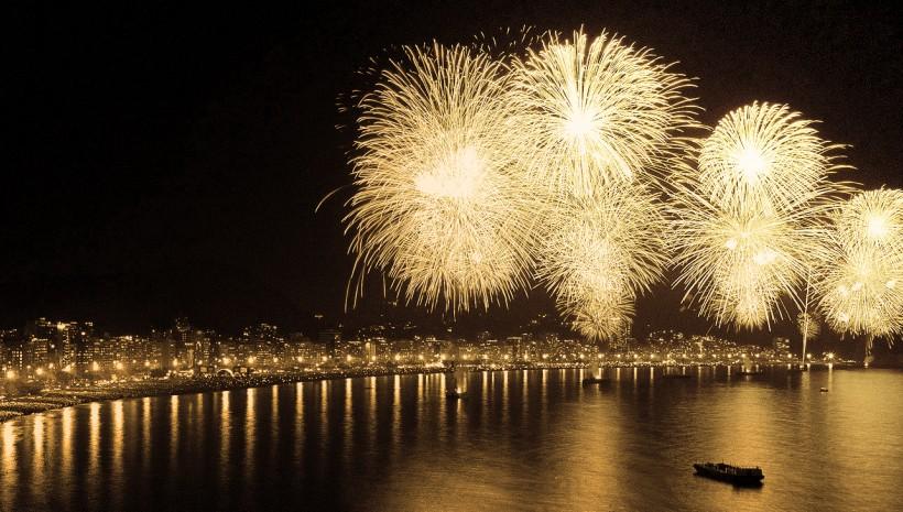 A Deus, o Ano Novo!