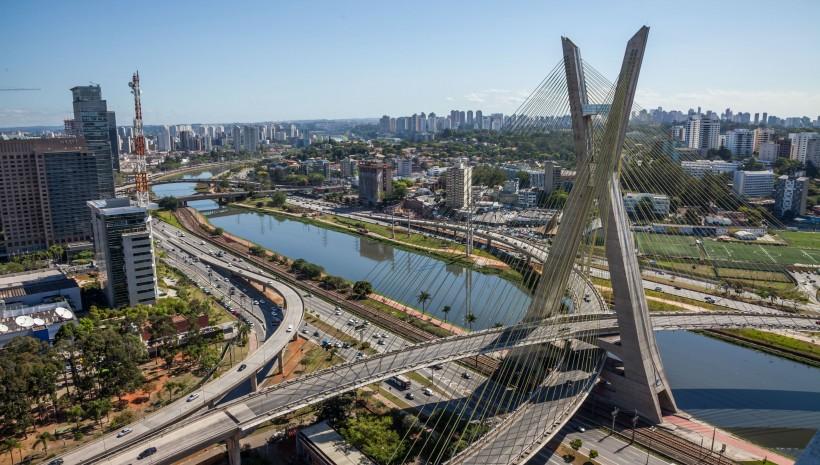 ISS de São Paulo: Aqui, no Olá Amigos!